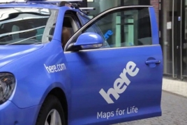 Here teams up with MobilEye to make self-driving tech for automakers