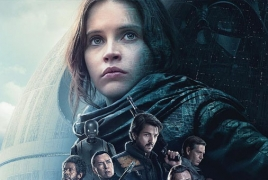 """Rogue One: A Star Wars Story"" hits $615 million at worldwide box office"
