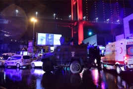 Gunman who killed 39 in Istanbul nightclub may have trained in Syria