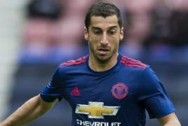Ibrahimovic beats Mkhitaryan to Man United Player of the Month award
