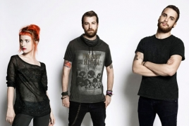 Paramore rock band give update on their fifth album