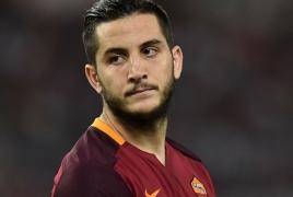 Mourinho set to offer Roma £47.6 mln for Kostas Manolas