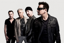 Trump election win causes U2 to delay work on new album