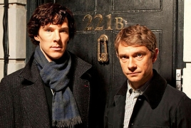 "Benedict Cumberbatch's ""Sherlock"" hits ratings low in UK"