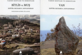 Volumes on Turkey's Armenian cities published in Turkish