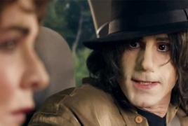 "Joseph Fiennes as Michael Jackson in ""Urban Myths"" trailer"