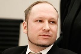 Норвежские прокуроры считают Брейвика «опасным как никогда»