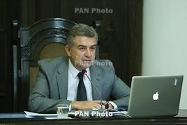 Премьер Армении поручил наладить импортозамещение в стране