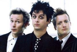 Green Day kick off their 2017 European tour in Italy