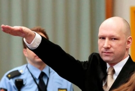 Breivik says he has got