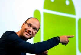 Android co-founder Andy Rubin said to be building new smartphone
