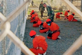 Oman accepts 10 Guantanamo Bay inmates at U.S. request