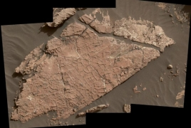 Curiosity finds new water evidence in possible cracked mud on Mars
