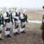 Около тысячи российских военнослужащих задействованы в учениях в горах Армении