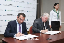 Golden State Bank, Ameriabank announce cooperation