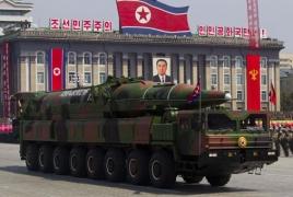 South Korean media: N. Korea may test-launch intercontinental missile