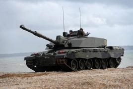 СМИ: Британская армия провела учения на ,,,