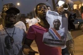 Войска Сенегала вошли в Гамбию для передачи власти новому президенту