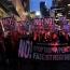 Robert De Niro, Cher lead anti-Trump protests in New York City