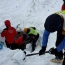 Italy rescuers find six people alive under avalanche