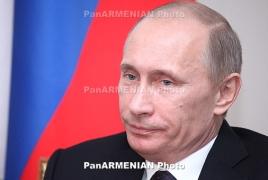 В Кремле заявили о намерении Путина в ,,,