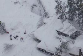 Число спасенных из под снежной лавины в ,,,