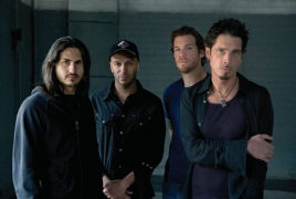 Audioslave rock supergroup play their first show in over a decade
