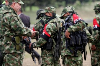 ICRC announces release of Armenian held by Colombia's ELN rebels
