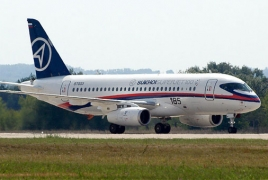 Armenia may launch own flag carrier flying Russian SSJ 100 jets