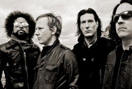 Alice in Chains recording a new album