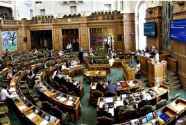 Danish parliament fails to