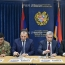 HayPost issues two new stamps dedicated to Armenian army