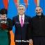 Около 200 военнослужащих  армянской армии награждены за проявленное мужество и храбрость