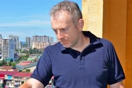 U.S. Armenians protest crackdown on journalist who visited Karabakh