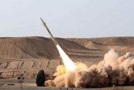 Минобороны Ирана подтвердило испытания баллистической ракеты