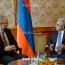 Саргсян: Переговоры вокруг соглашения Армения-ЕС вскоре вступят в завершающую стадию