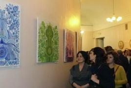 В Киеве открылась выставка  «Украинская душа с армянским сердцем»