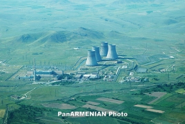 Modernization of Armenia nuclear plant to continue in 2017