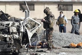 At least 20 killed in Kabul court suicide bombing