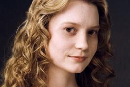 "Mia Wasikowska, Christopher Abbott star in psychological thriller ""Piercing"""