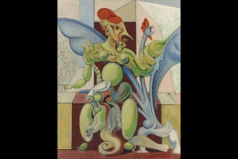 Christie's unveils highlights from its Art of The Surreal sale