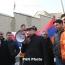 Բողոքի ակցիա ՀՀ-ում Բելառուսի դեսպանատան մոտ. Պահանջում են սառեցնել դիվանագիտական հարաբերությունները