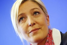 Far-right leader Le Pen losing French presidential runoff, poll suggests