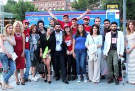 «Արտ ֆեստ» միջազգային փառատոնը հայտեր է ընդունում.  Այս անգամ ներառված է նաև գրականությունը