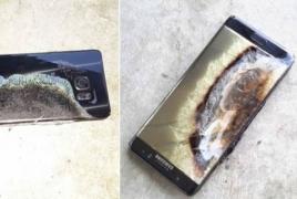 Владельцы Galaxy Note 7 подали в суд на Samsung