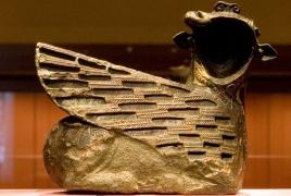 Urartu-era antiquities found in a truck in Hungary
