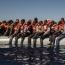 Свыше 11 тысяч мигрантов прибыли в Европу в 2017 году по Средиземному морю
