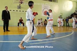 ՀՀ 12 կարատիստ է    մասնակցելու  Եվրոպայի պատանիների ու երիտասարդների առաջնությանը