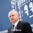 FM Nalbandian to discuss Karabakh settlement with OSCE envoys