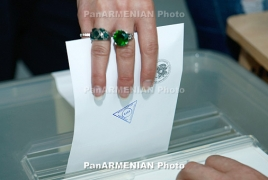 Four parties, five alliances to run for Armenian parliamentary seats
